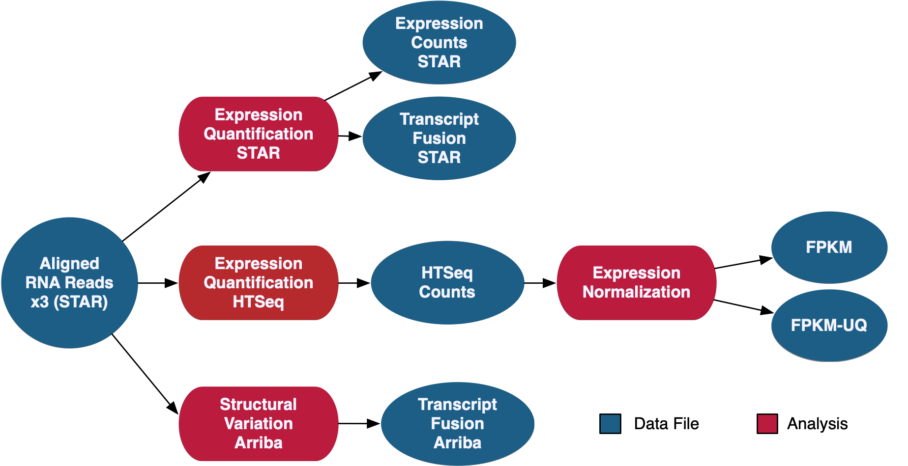 RNA-Seq Gene Expression Analysis Pipeline