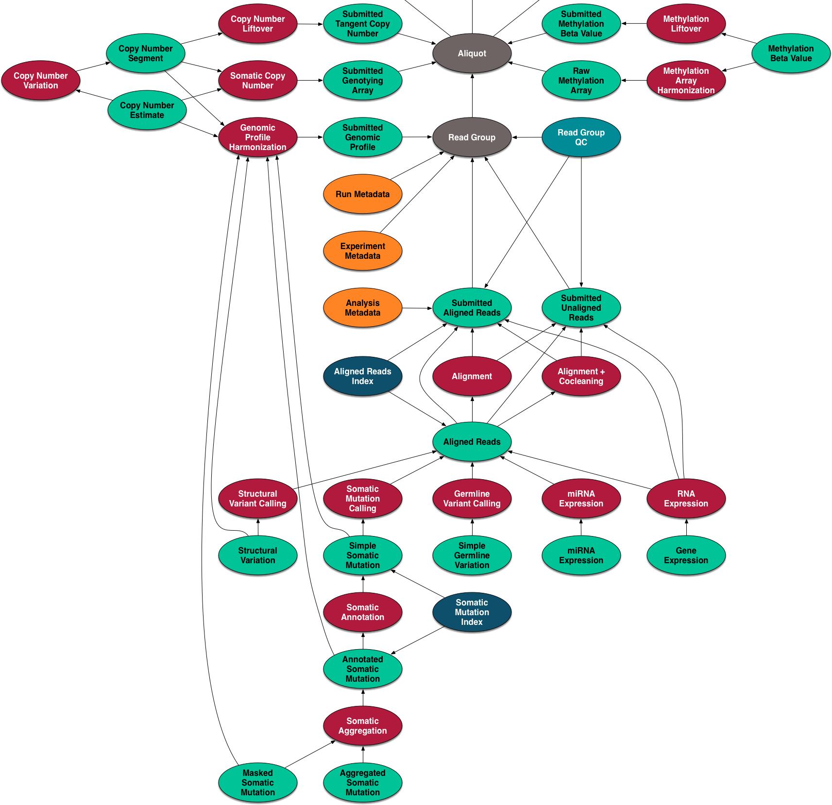 Data Model Generated