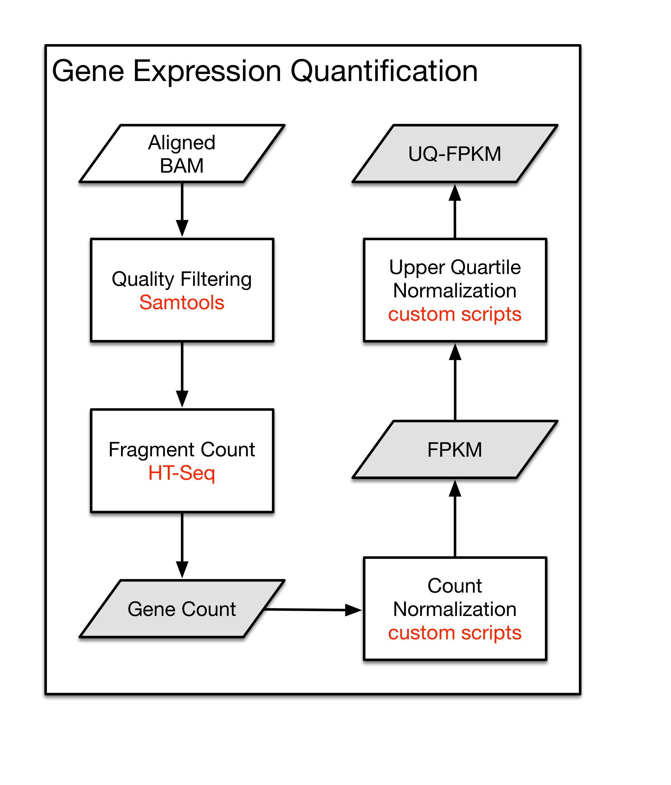 thumbnail image Gene Expression Quantification Pipeline