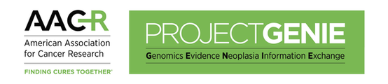 American Association for Cancer Research (AACR) - PROJECT GENIE